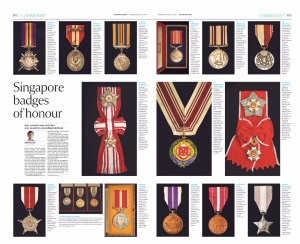 Singapore Badges of Honour