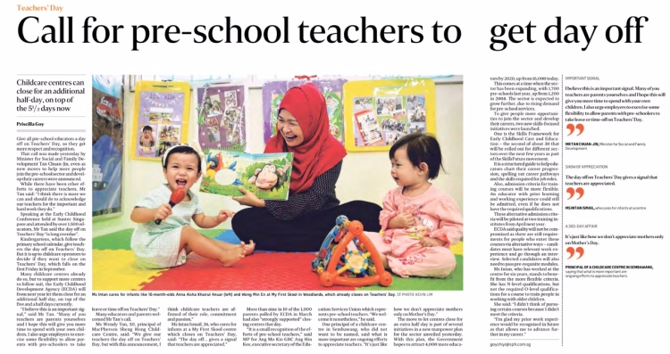 straits-times-20161002-l-call-for-pre-school-teachers-to-get-day-off_2
